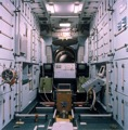 Jane and Louise Wilson, Star Module ISS, 2000.